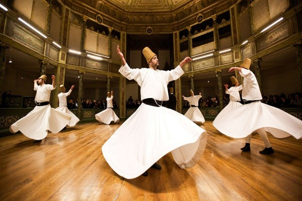 Whirling Dervishes Ceremonies (Sema)